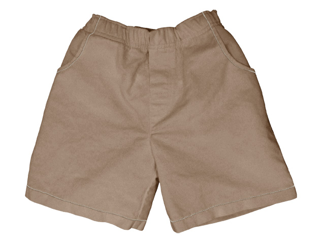 French Twill Short Khaki