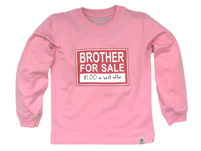 Brother For Sale Pink
