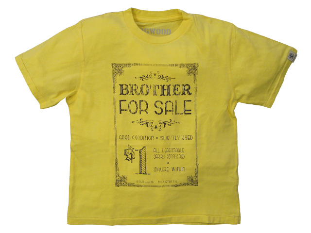 Retro Brother For Sale Yellow