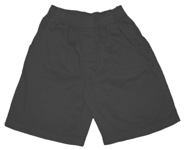 Beach Short Black