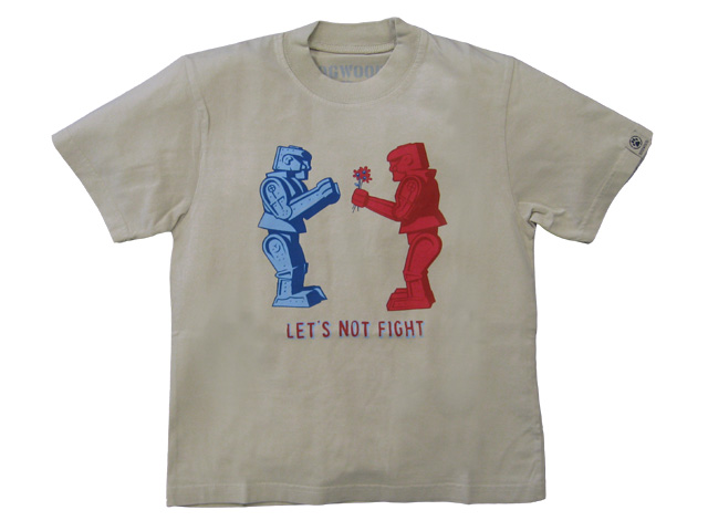 Let's Not Fight