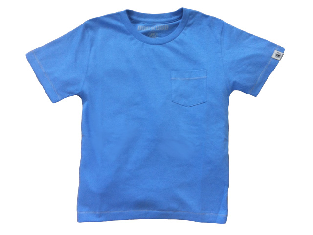 Pocket Tee Chambray