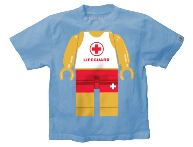 Lifeguard Tee