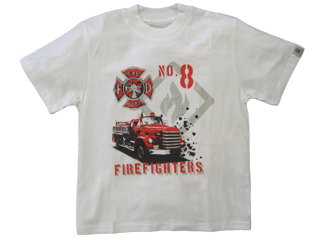 Firefighters White
