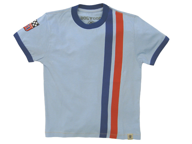 Retro Racing Stripes Sky