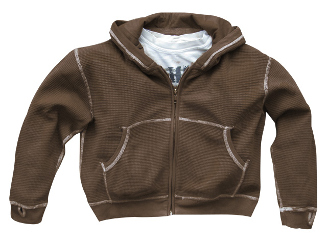 Thermal Jacket Cocoa