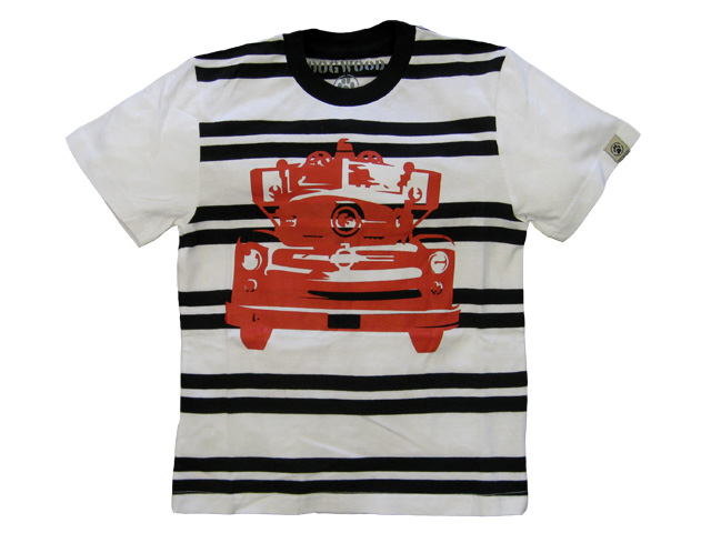 Fire Engine Striped