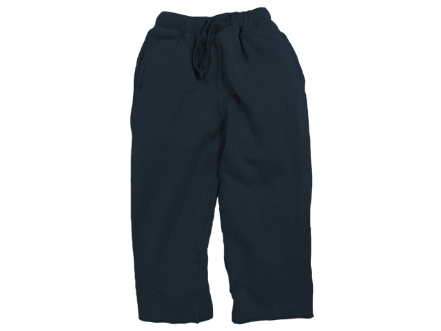College Sweat Pant Navy