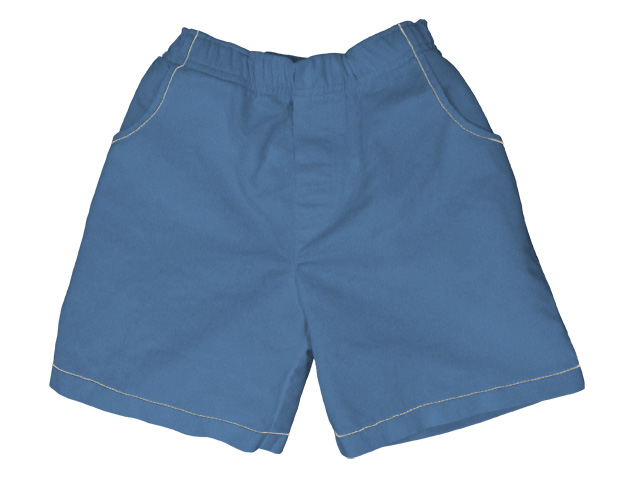 French Twill Short Denim