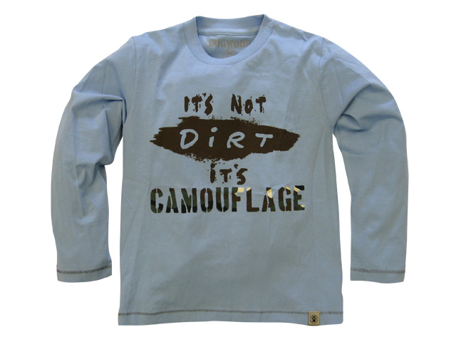 It's Not Dirt It's Camouflage
