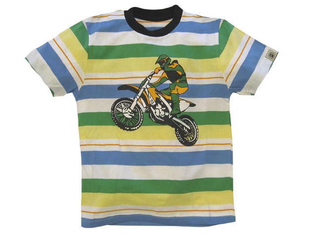 Motocross Striped