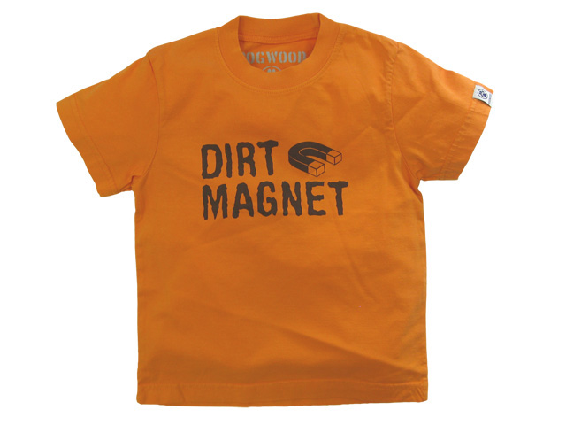 Dirt Magnet Orange