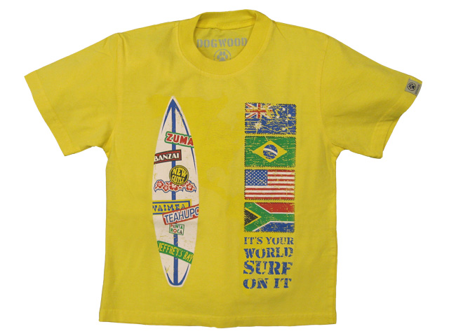 World Surf Yellow