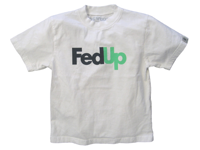 Fed Up White