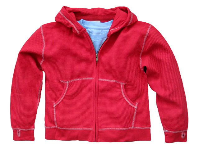Thermal Jacket Red