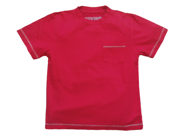 Pocket Tee Red