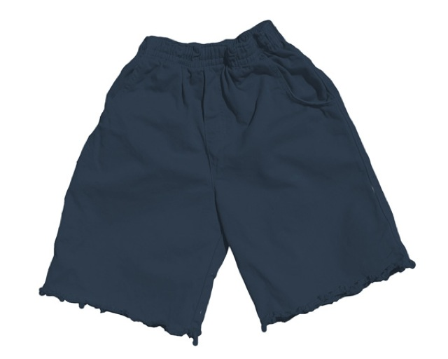Cut Off Short Navy