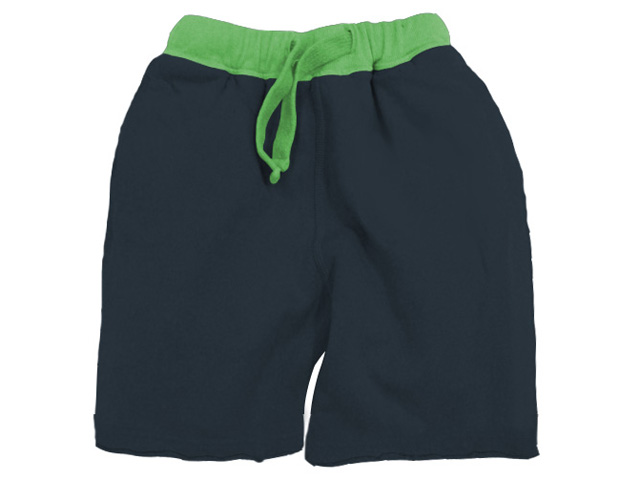 Athletic Sweat Short Navy